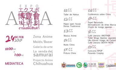 Eventos del Instituto de Cultura del Municipio