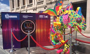 """""""Fiesta de la Luz"""" en el Centro Histórico; musica y cultura chihuahuense"""