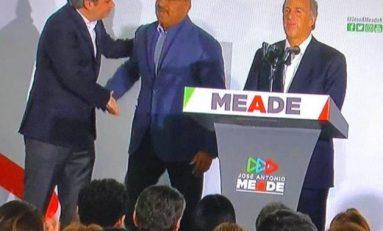Reconoce Meade su derrota y le desea suerte a AMLO