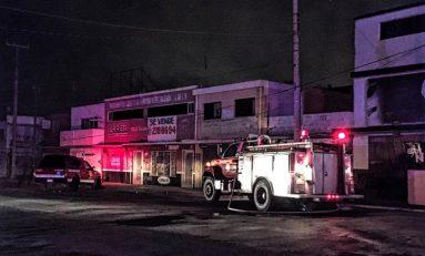 Incendio en finca de 14a y Niños Héroes