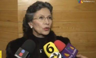 """Dice la actriz Reyes Spíndola que Yalitza protagonista de """"Roma"""" no tiene vocación"""