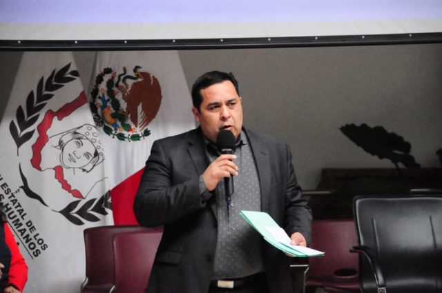 Ong´s, empresarios, alcaldes, profesionistas; apoyan a José Alarcón para presidir la CEDH