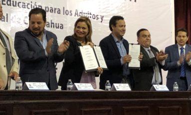 Firman ICHEA y Municipio convenio para brindar educación abierta