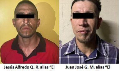 Detenidos dos presuntos asesinos de Neftalí Aixa