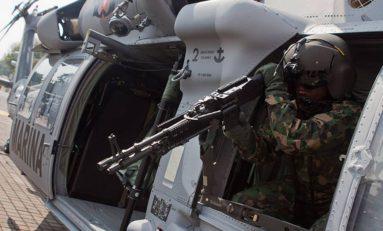 No queremos apoyo internacional militar para Plan Merida: AMLO