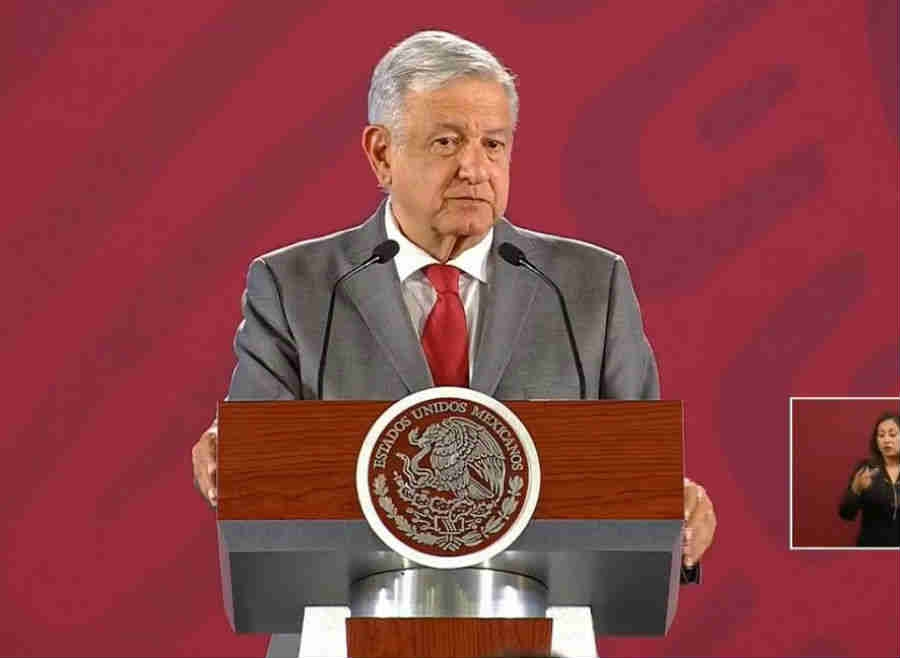 Confianza, pide AMLO a los mexicanos, EU va a rectificar