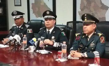 No hay indicios de Zetas y CJNG en Chihuahua: Comisionado Aparicio
