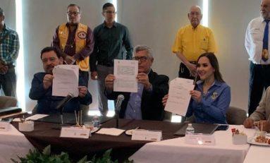 Firma CEDERIL convenios de colaboración para ayudar a grupos vulnerables