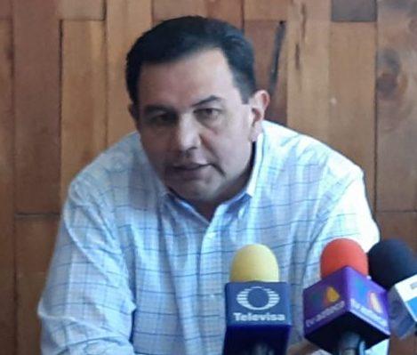 Estrena Senador Cruz Perez Cuellar oficina de enlace con rueda de prensa