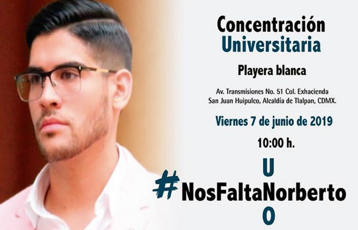 Localizan sin vida a Norberto en Xochimilco