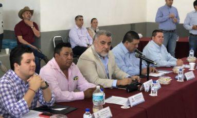 Sesiona cabildo en zona rural de Ciénega de Ortiz