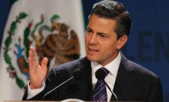 Pretenden inculparme de mala fe y sin fundamento alguno: Peña Nieto