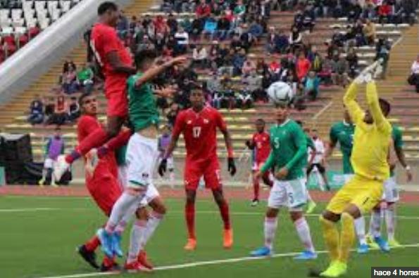 Selección mexicana de futbol sub 22 empata con Panamá en los Panamericanos