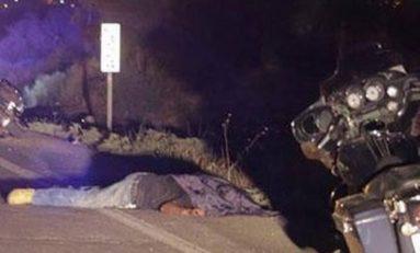 Asesinan a tres motociclistas en carretera Chihuahua-Juárez