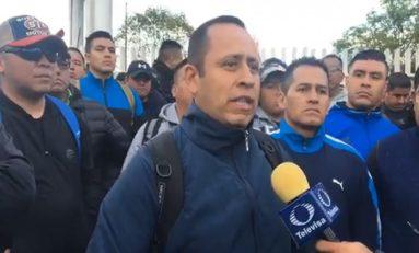 Rechazan Policías Federales unirse a la Guardia Nacional