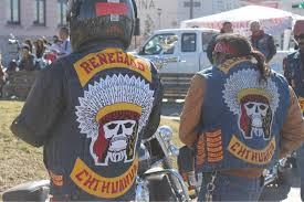 "Se deslíndan ""Renegados"" de asesinato de bikers ""Vagos"""