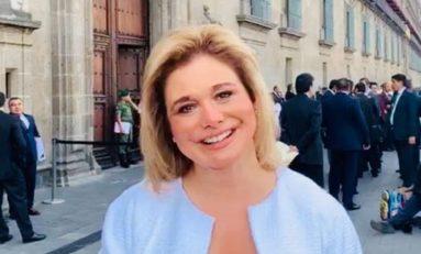 Retomará Maru Campos Modelo Nacional de Policía en reunión con AMLO