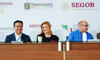 Toma protesta Maru Campos como Presidenta de la Comisión de Prevención del Delito