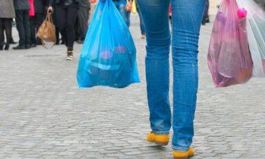 Entra en vigor decreto que prohíbe el uso de bolsas plásticas