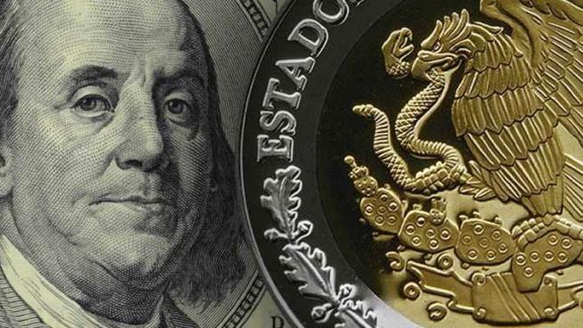 Peso en su peor nivel del año frente al dolar; $20.14 a la venta
