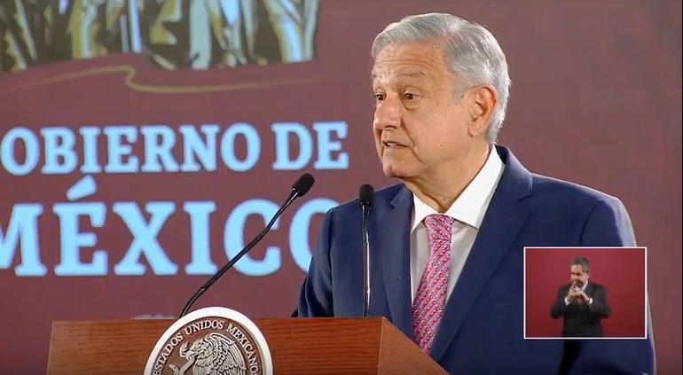 En el caso Robles; el juez definirá sobre EPN y otros involucrados: AMLO