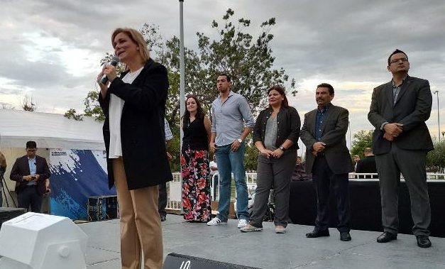"""Encabeza Maru Campos evento """"Juntos por la Familia"""" en la Huerta Legarreta"""