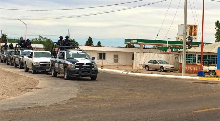 Detención de 15 Policías de Madera por tratar de impedir decomiso de arsenal: CES
