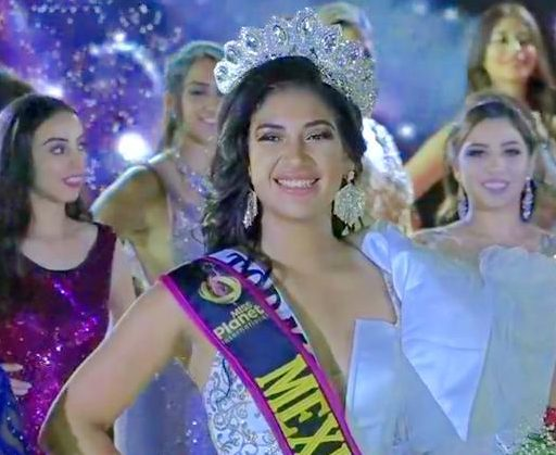 Es la chihuahuense Miss Planet International 2019