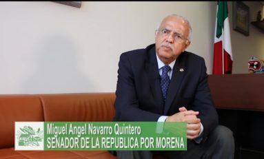 Si habrá regularización de vehículos extranjeros: Navarro