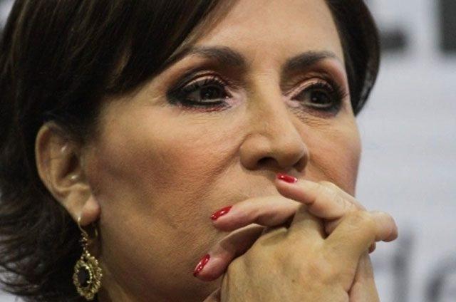 """En prisión Rosario Robles; sujeta a proceso por """"Estafa Maestra"""" por más de 5 mil mdp"""