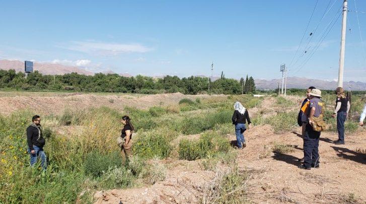 """Localizan restos óseos de mujer en """"Rancho Enmedio"""""""