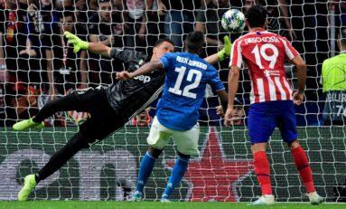 Con un golazo debuta Héctor Herrera en la Champions League contra el Juventus