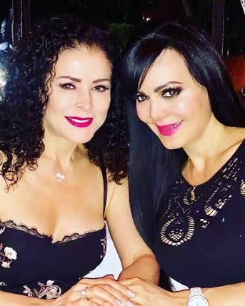 Lourdes Munguia y Maribel Guardia están perfectas a sus casi seis décadas