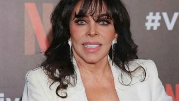 """Anuncia Verónica Castro su retiro del medio del espectáculo ; """"estoy agotada de tanto mal"""""""