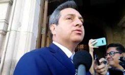 Fiscal Peniche considera erróneo invalidar reforma a Ley de Tránsito