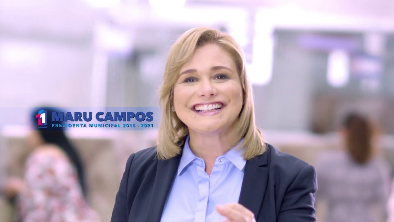 Primer Informe de Maru Campos: seguridad, desarrollo humano, obra publica, económico y educación