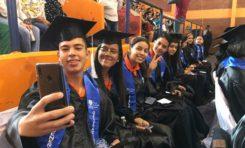 """Reconocen a jóvenes """"Generación de Excelencia """" en Nuevo Casas Grandes"""