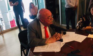 Ordena la JUCOPO investigación a Frías y remover secretarios del Congreso