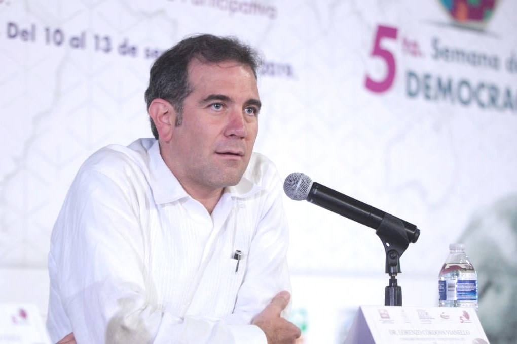 Autoridades electorales pueden ir a 2021 con las reglas actuales: Lorenzo Córdova