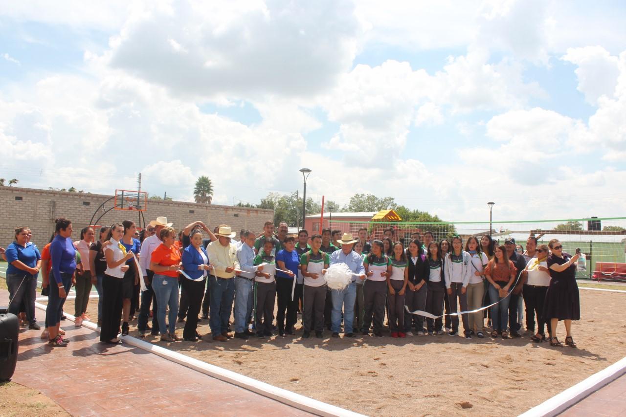Invierte Estado 4.4 mdp en obras de infraestructura en Valle de Allende