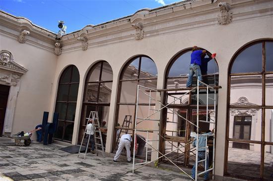 Comienza Gobierno Municipal trabajos de restauración de La Casa Siglo XIX