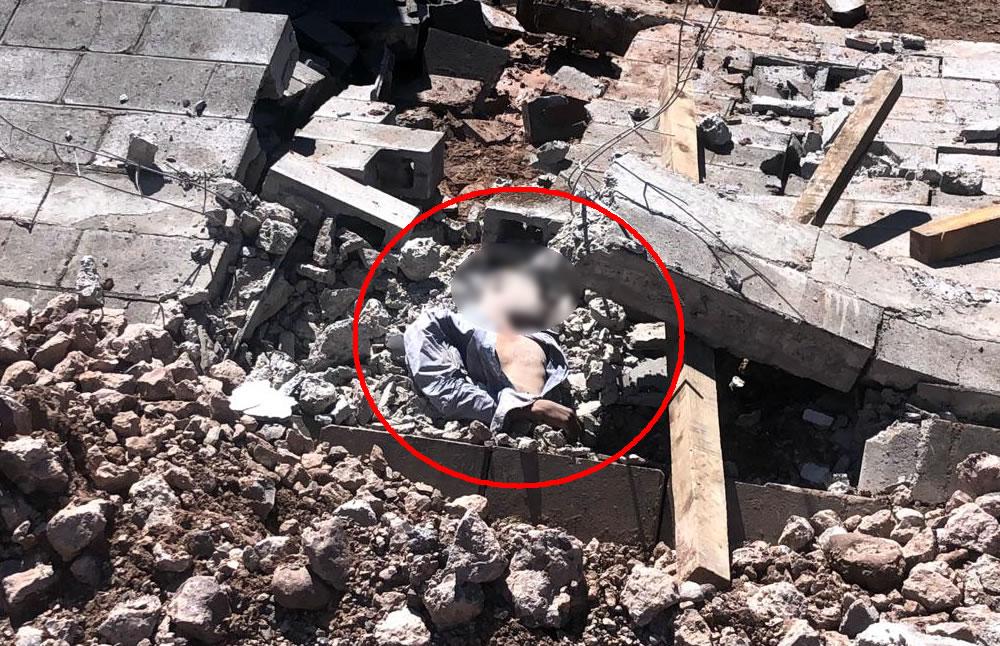 Un obrero muerto y otro herido al caer barda en construcción en plaza Boreal