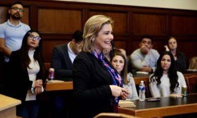 Presenta Alcaldesa Maru Campos resultados de Escudo Chihuahua en Washington DC