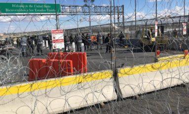 Cierran por simulacro el Puente Libre en frontera con Estados Unidos