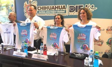 "DIF Municipal invita a carrera ""Windstar Actívate Chihuahua"" para apoyar a personas con diabetes"