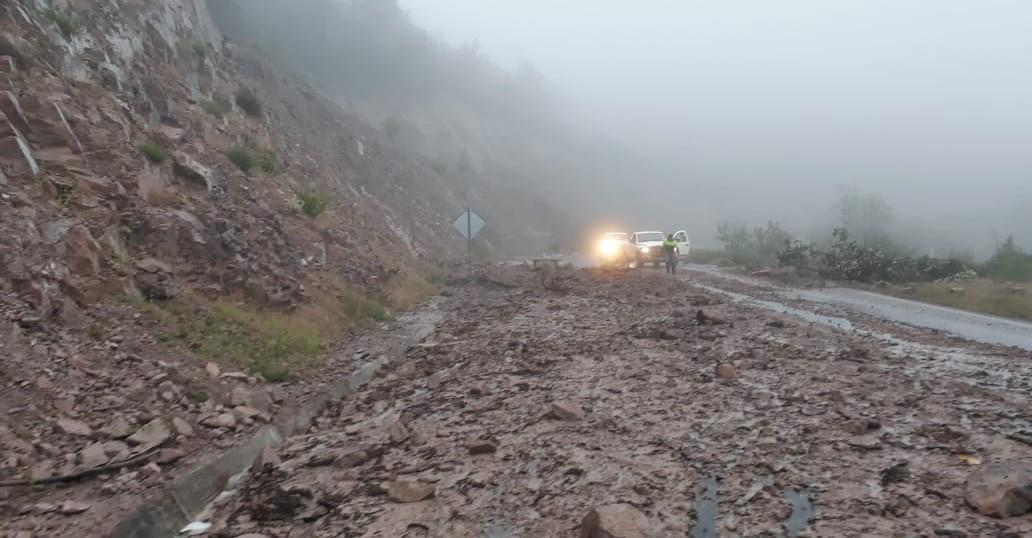 Emite Protección Civil nuevo aviso preventivo por lluvias en el estado