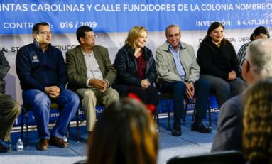 Inaugura Alcaldesa embovedamiento del arroyo El Picacho, al norte de la ciudad
