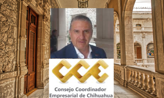 Se reúne Corral en privado con empresarios del CCE