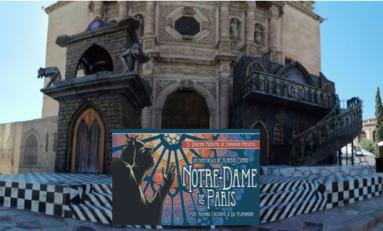 """Inicia hoy """"Notre Dame de París"""" en el Centro de Chihuahua"""