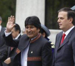"""México concede asilo político a Evo Morales por """"razones humanitarias"""""""